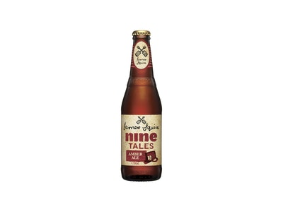 James Squire Nine Tales Amber Ale Bottle 345mL