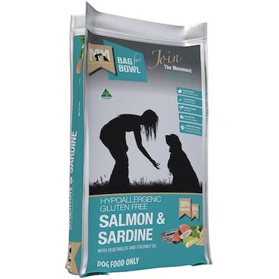 MEALS FOR MUTTS MFM Hypoallergenic Gluten Free Salmon & Sardine Dog Food - 3 Sizes