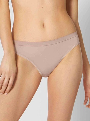 Wow Comfort Tai Bikini Brief - Beige