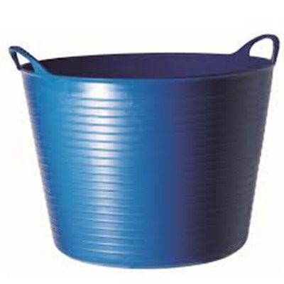 Tubtrugs Tubtrug Non Toxic Flexible Strong Bucket Large 38L Blue