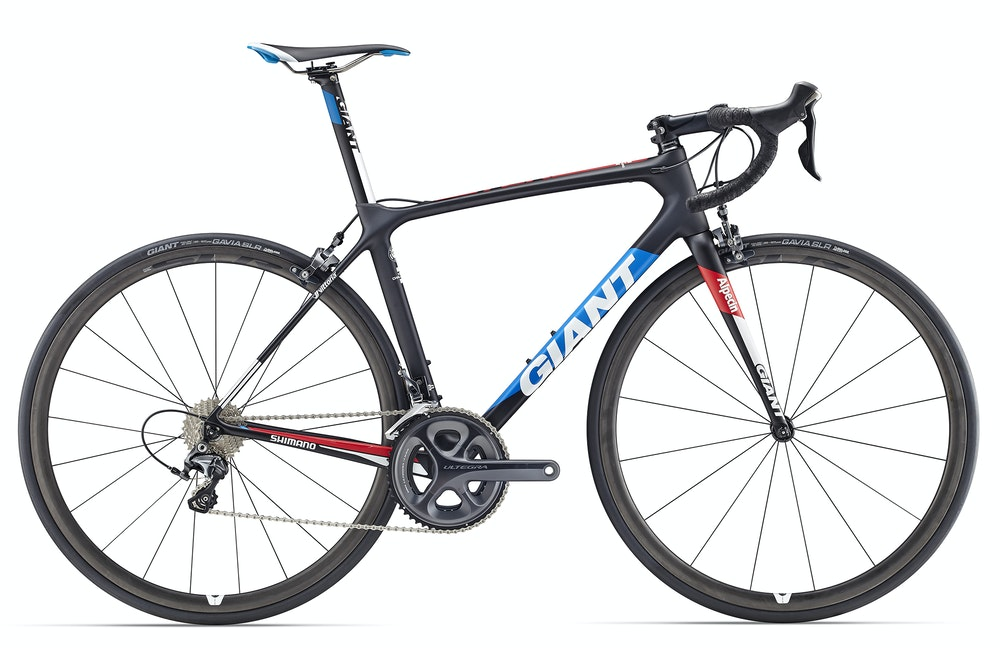 Giant TCR Advanced Pro Team 2017 BikeExchange