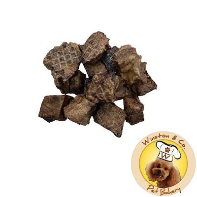 Winston & Co Puffed Lamb Bites