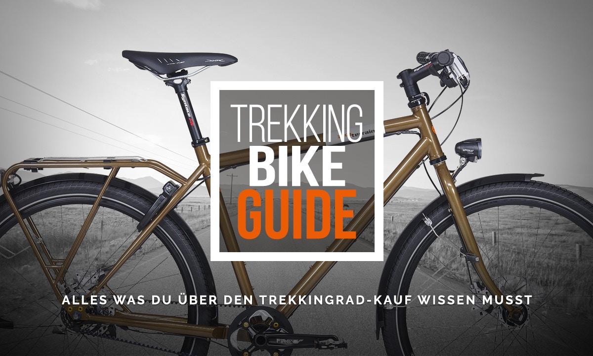 Trekkingrad Kaufberatung: Alles was du wissen musst