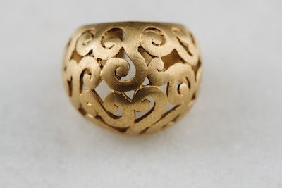 Curvaceous Ring