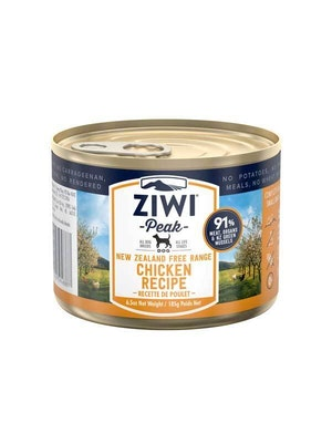 ZiwiPeak Ziwi Peak Chicken Wet Dog Food 170g