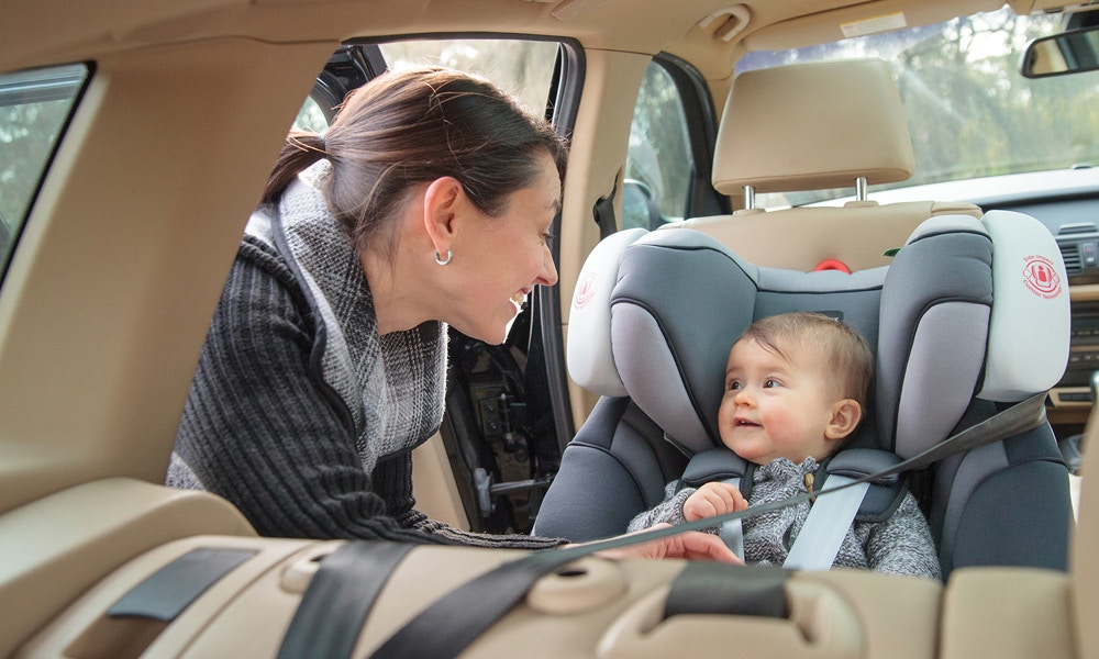 The Latest in Car Seat information