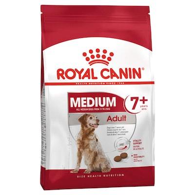 Royal Canin Medium Breed Senior Chicken Dry Dog Food