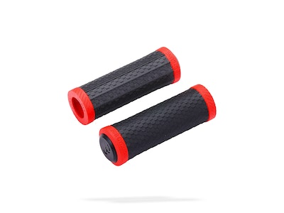 Viper Grips Black/Red 92mm