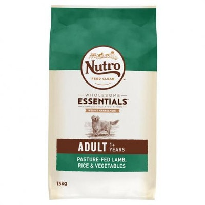 Nutro Wholesome Essentials Weight Management Lamb, Rice & Vegetables Dry Dog Food