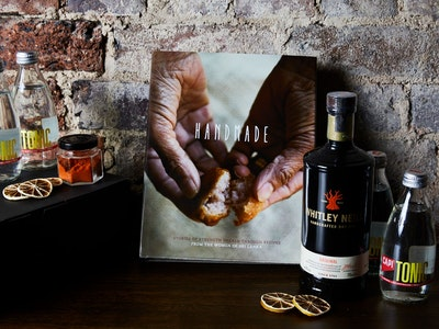 INDU Whitley Neill Gin & Tonic x Sri Lankan Experience Gift Pack