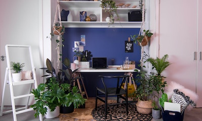 Garage Refresh: Storage Space to Inspiring Study Nook