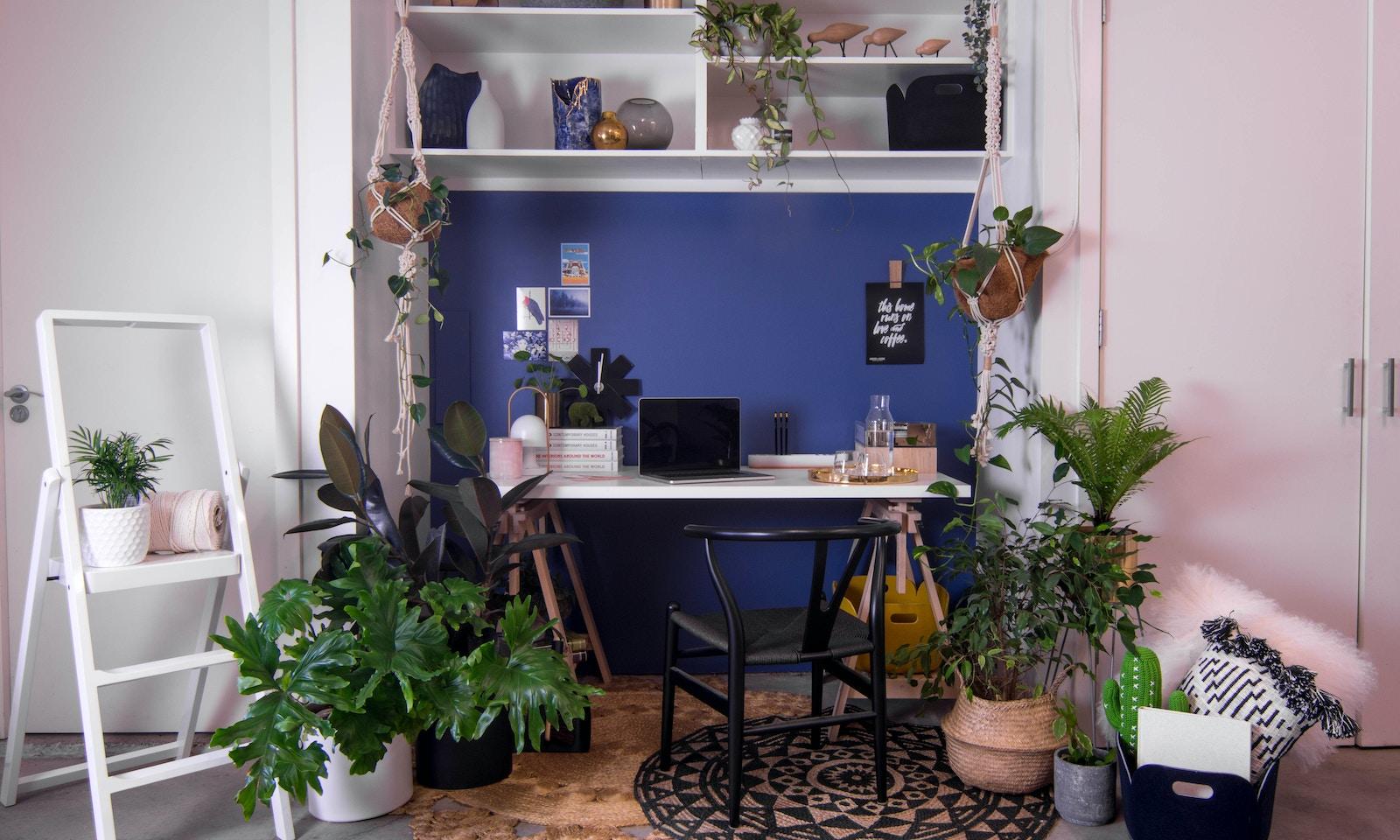 Garage Refresh: Storage Space to Inspiring Study Nook