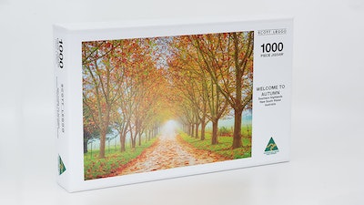 WELCOME TO AUTUMN - Jigsaw Puzzle
