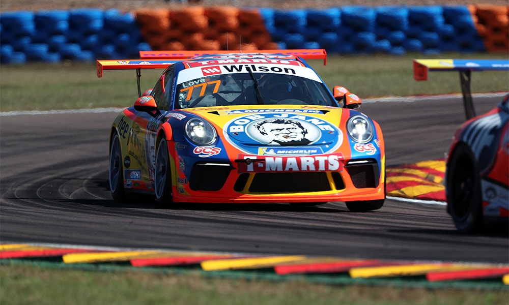 2018 Porsche Carrera Cup Series, Round 4, Darwin Triple Crown, 15 - 17 June