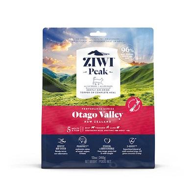 ZiwiPeak ZIWI Peak Provenance Air Dried Cat Food Otago Valley 340G