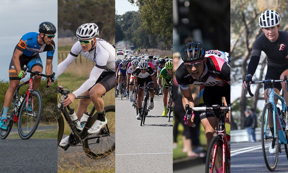 Rider Profiles for the 2015 'Warrny'