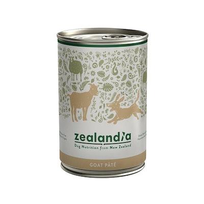 ZEALANDIA Goat Pate Dog Wet Food 385g