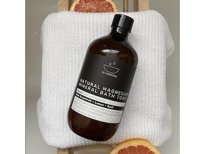 500ml RESTORE Natural Magnesium Mineral Bath Tonic