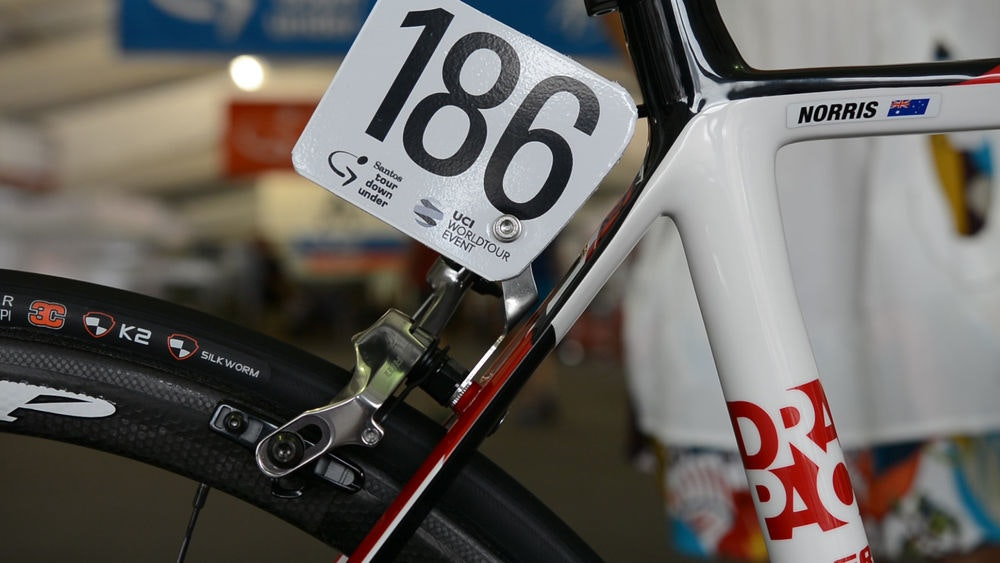 fullpage DRAPAC race number