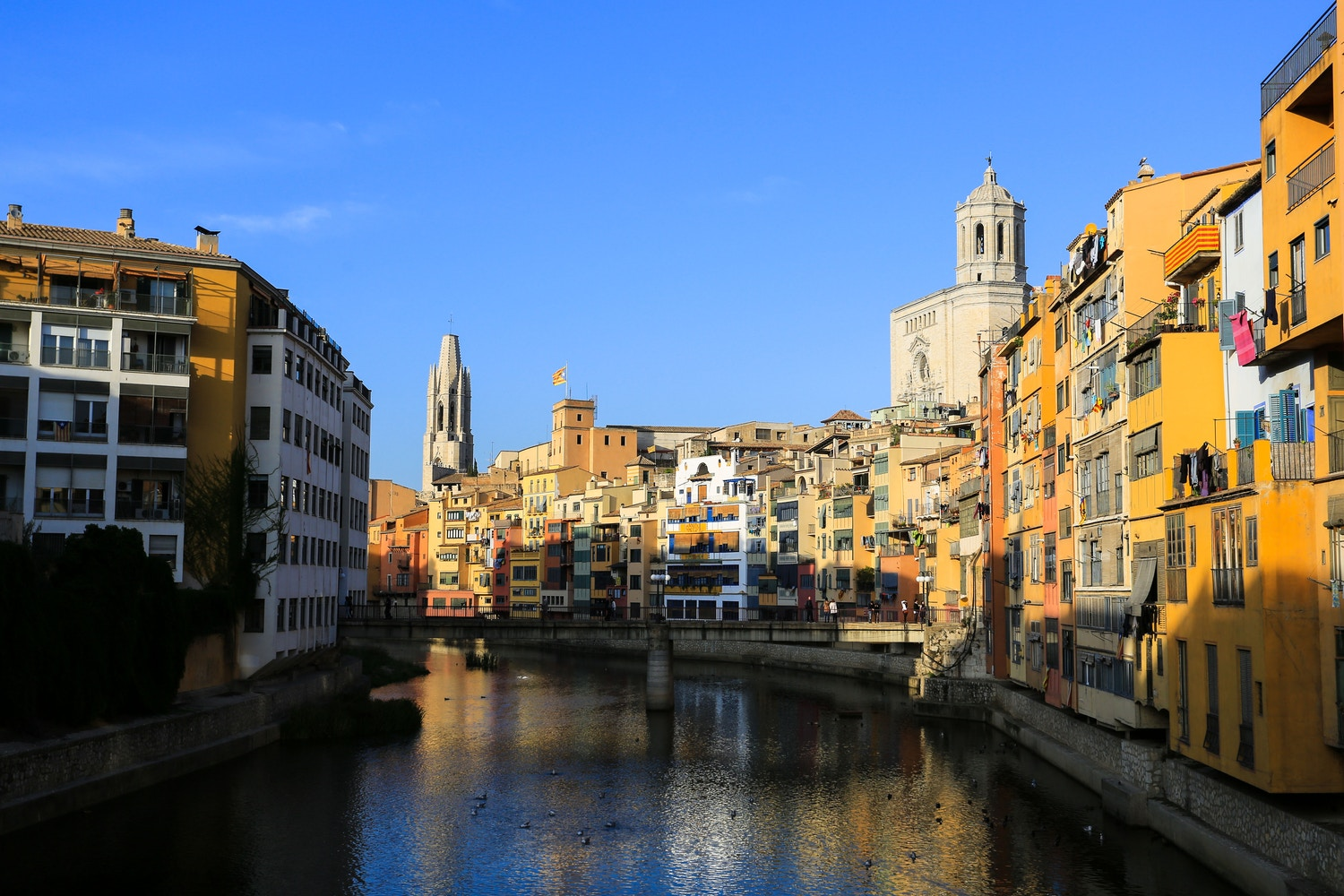 Girona - Rennrad-Paradies mit antikem Flair