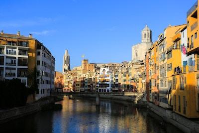 Girona - Rennrad-Paradies mit antikem Flair