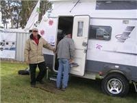 Diverse RV's, caravans, campers,camper-trailers, motorhomes fit tight economy and holiday needs says caravan and camping industry