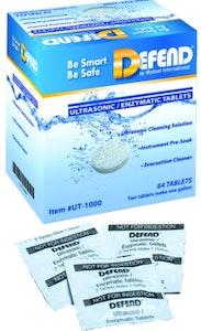 Ultrasonic/Enzymatic Tablets