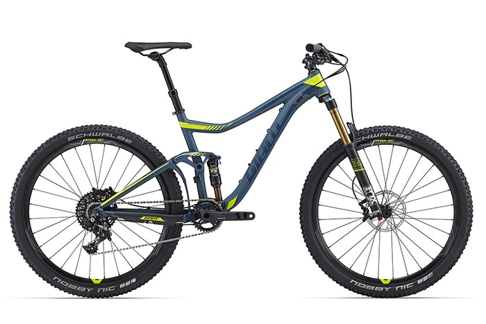 "Trance 27.5 1, 27.5"" Dual Suspension MTB Bikes"