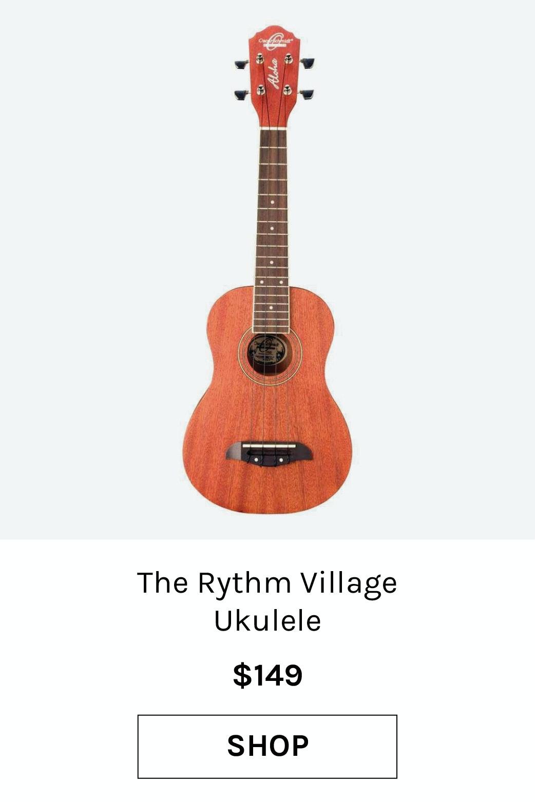 The Rhythm Village Ukelele