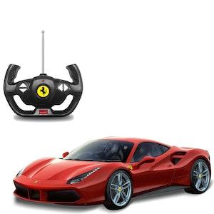 Rastar Licensed 1:14 Radio Control Car -  Ferrari 488 GTB