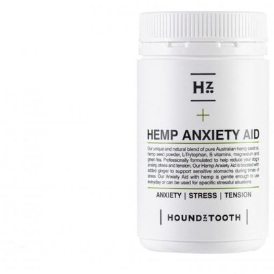HOUNDZTOOTH Hemp Anxiety Aid Powder 200gm