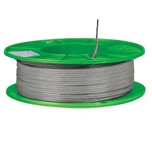 DCS Figure 8 Alarm Installation Cable -14/0.20 - 100m Reel-Grey