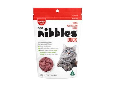 Prime Nibbles Duck Cat Treats