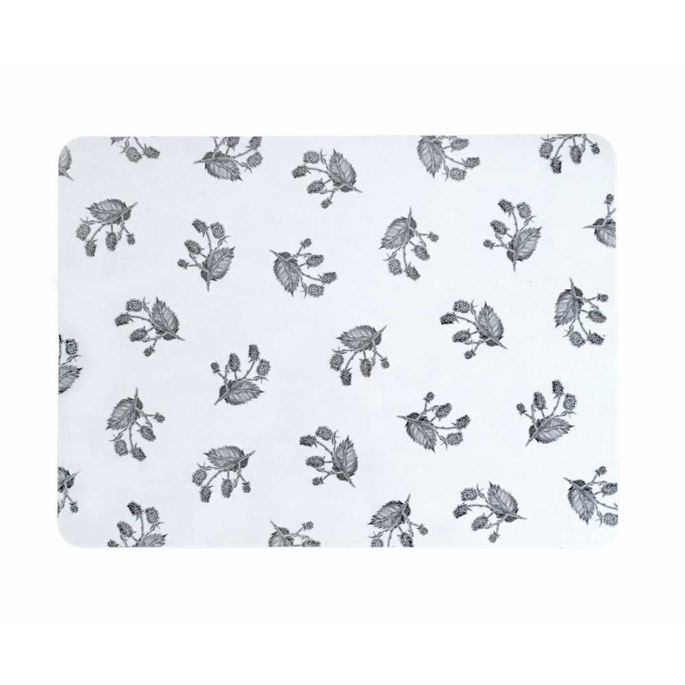 Bruce Bramfield Blackberry Placemats - Set Of Two