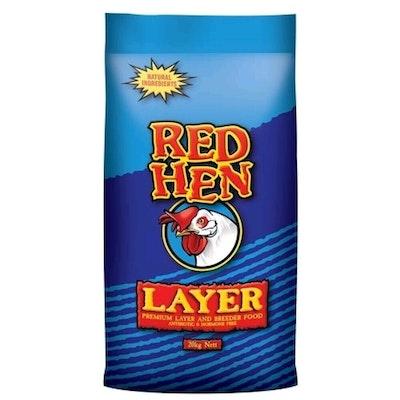 Laucke Mills Laucke Red Hen Layer Feeds 20kg