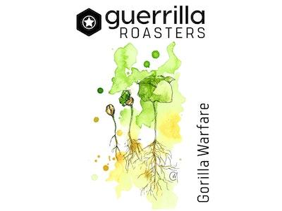 Guerrilla Roasters - Gorilla Warfare Blend