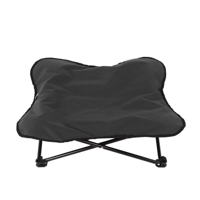 Charlie's Portable and Foldable Outdoor Pet Chair - Black