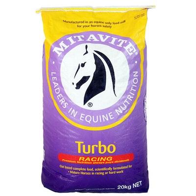 Mitavite Turbo Racing Horse Hybrid Racing Feed 20kg