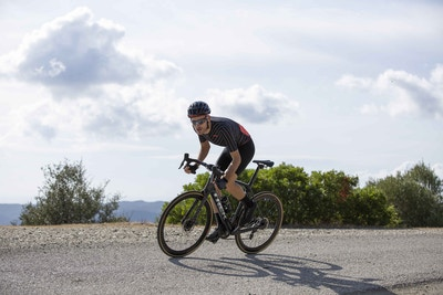 Five Minutes With  Santini