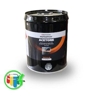 Motospray Acetone 20Lt