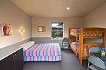 Te Anua Holiday Park Family cabin