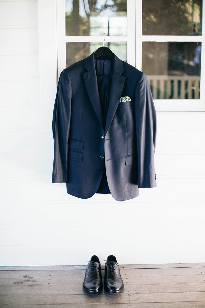 Institchu Suit Bared Footwear Wedding Groom LENZO