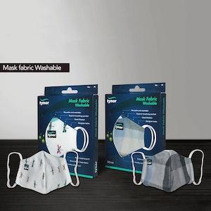 Mask Fabric Washable