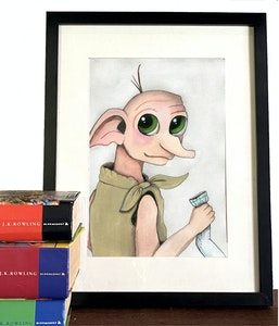 Dobby - Art Print