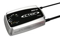 MXS25 pro charger propels top level RV battery performance safely says CTEK