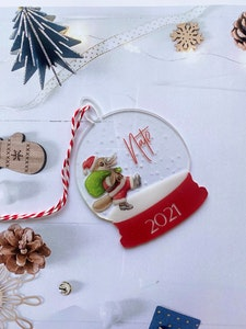2021 Christmas Bauble - Platypus Australian Christmas Ornament