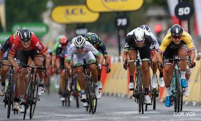Tour de France 2017: Stage Twenty One Race Recap