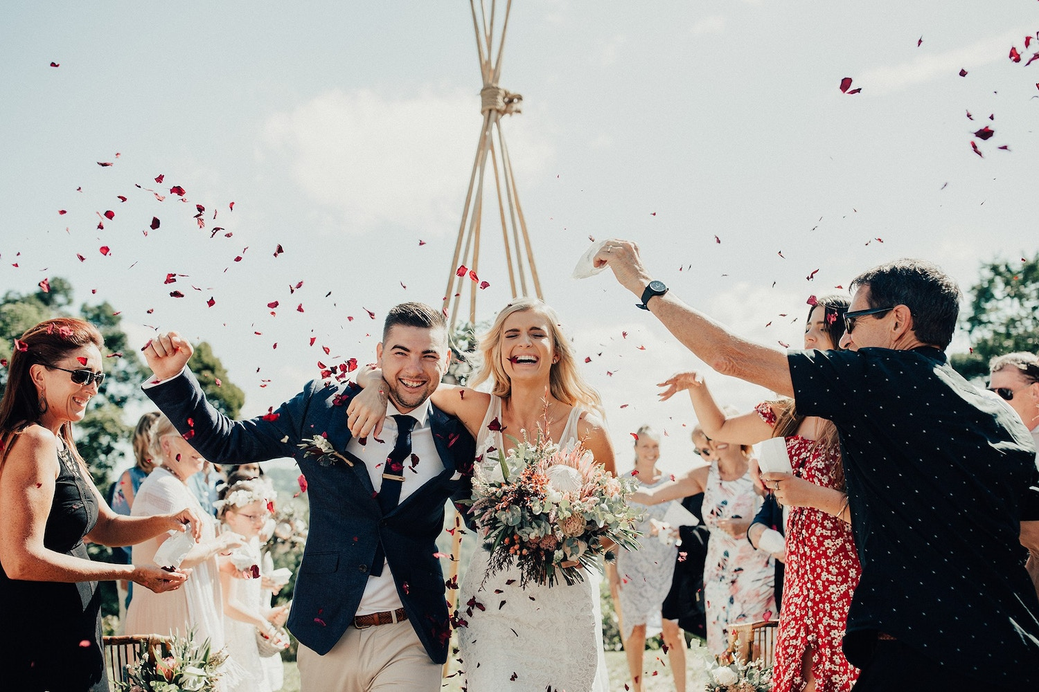 WHAT TO LOOK FOR WHEN CHOOSING A CELEBRANT...