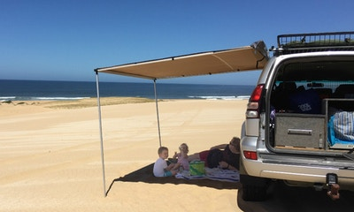 Caravanning with Kids – A Month on the Road in Our Jayco Swan