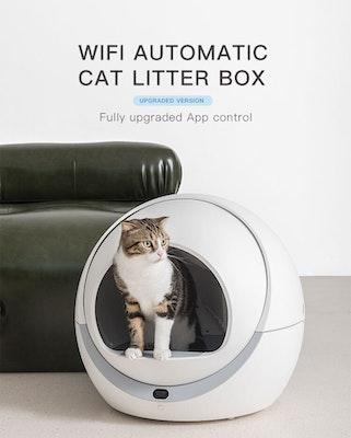 Petree Automatic Cat Litter Box (WIFI)